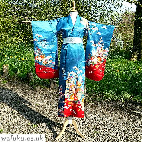 Gosho Guruma Kimono