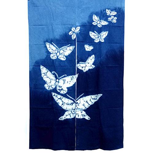 Butterfly Trail Noren
