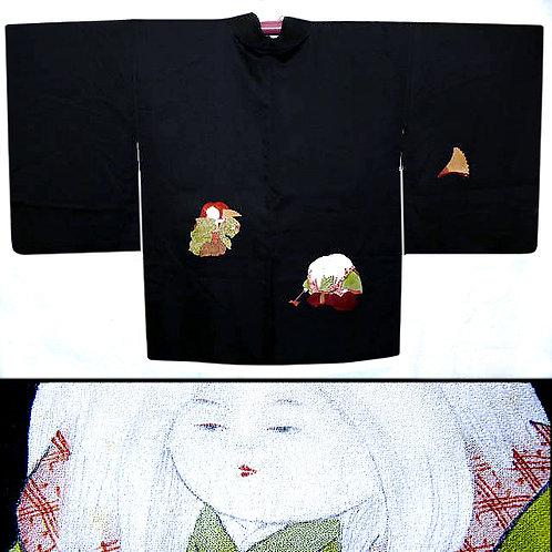 Fabulous Kabuki Characters Haori