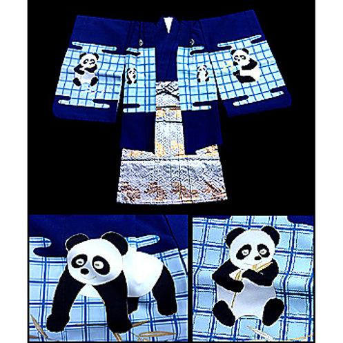 Boy's Panda Design Ensemble