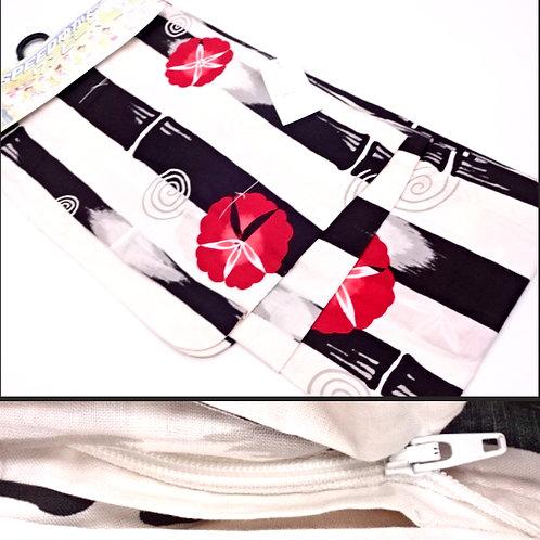 Easy-Kimono - Zipped Yukata Kimono - M