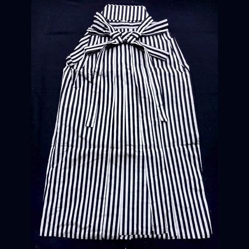 Black & Grey Stripe Hakama
