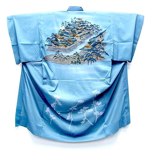 Fabulous Scene Naga-Juban Kimono