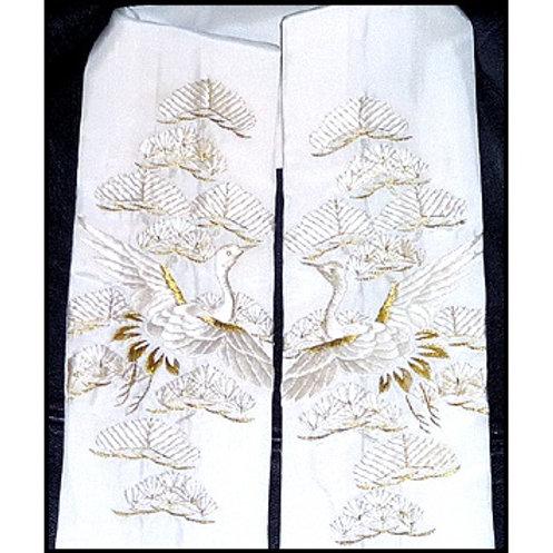 Antique Embroidered Han Eri