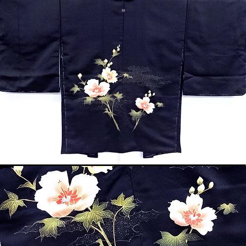 Camellias Silk Haori