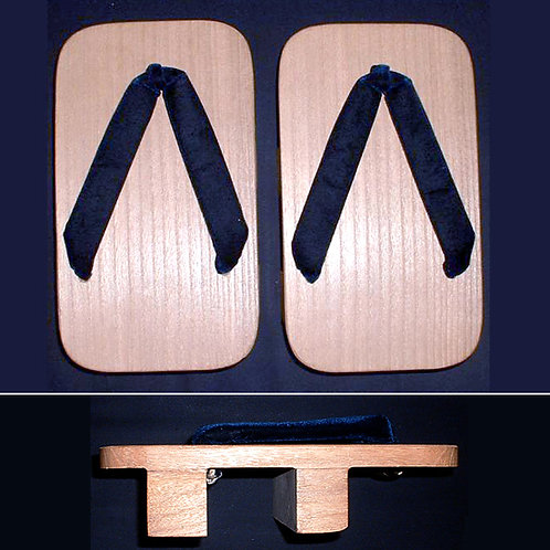 Traditional Wooden Geta