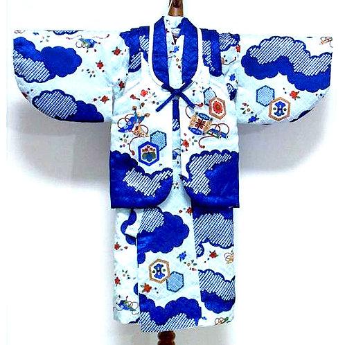Child's Kimono & Hifu