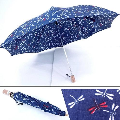 Dragonflies Folding Umbrella