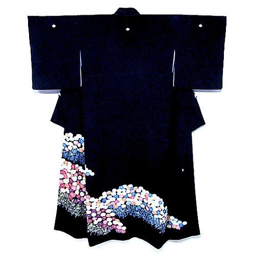 Colourful Kiku Kimono