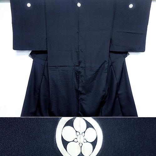 Ume Mon Montsuki Kimono
