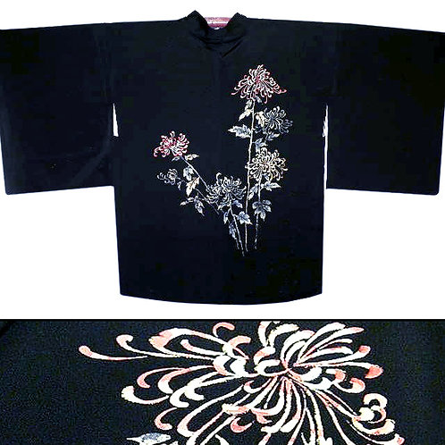 Tall Chrysanthemums Haori