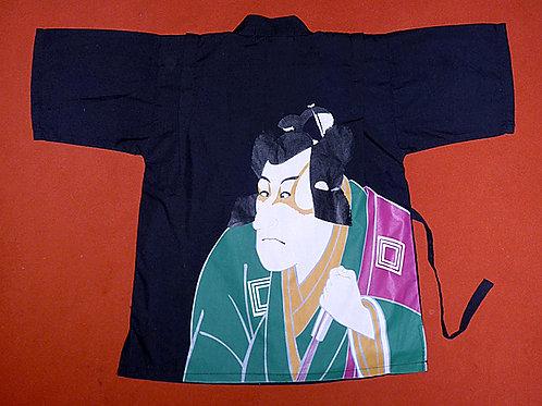 Kabuki Character Kid's Jinbei