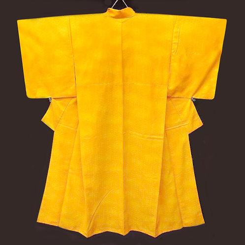 Bokashi Yellow Kimono