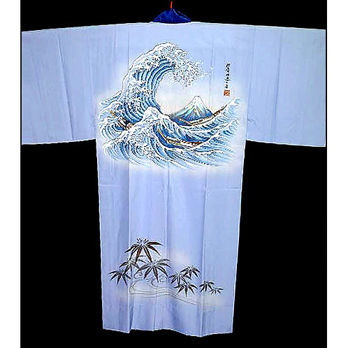 Hokusai Great Wave Juban