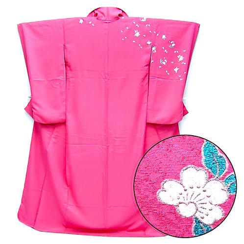 Cherry Blossom Pink Ko Furisode