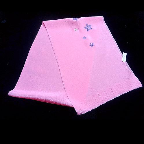 Rhinestone Star Pale Pink Obiage