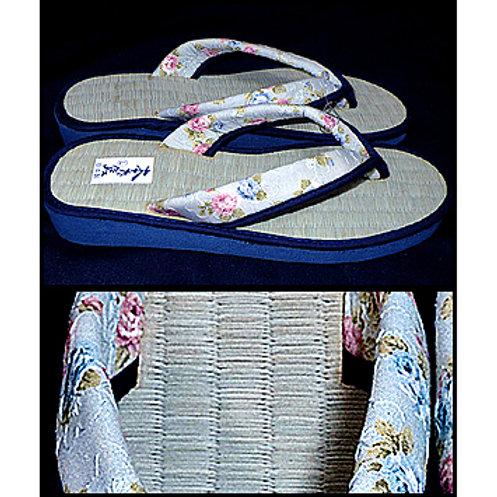Kimono Sandals - Floral