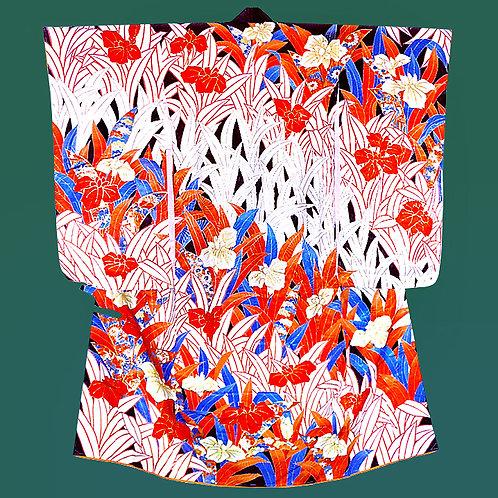 Irises Kimono - Teen Size
