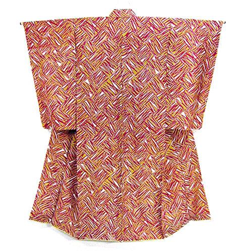 Antique Basketweave Kimono