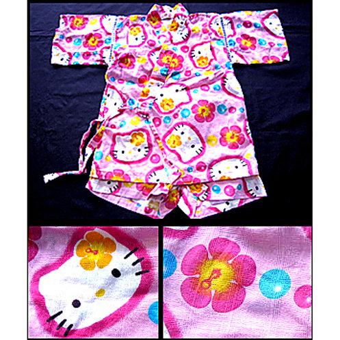 Hello Kitty Jinbei
