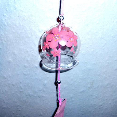 Plum Blossom Furin - Wind Chime