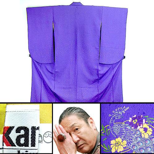 Designer Kansai Yamamoto Kimono