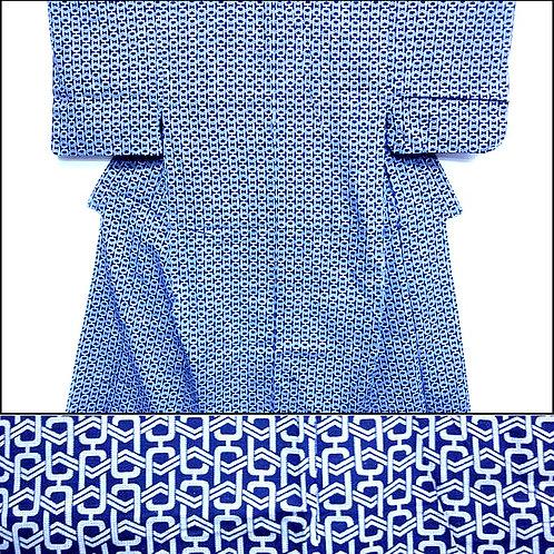 Chainlink Yukata Kimono