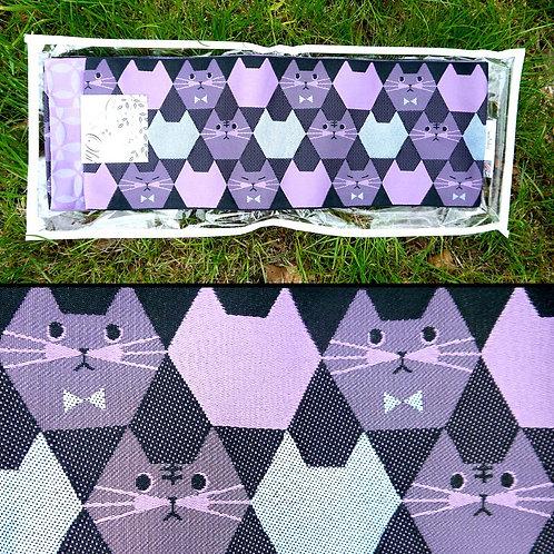 Natty Cats Hanhaba Obi - Purple