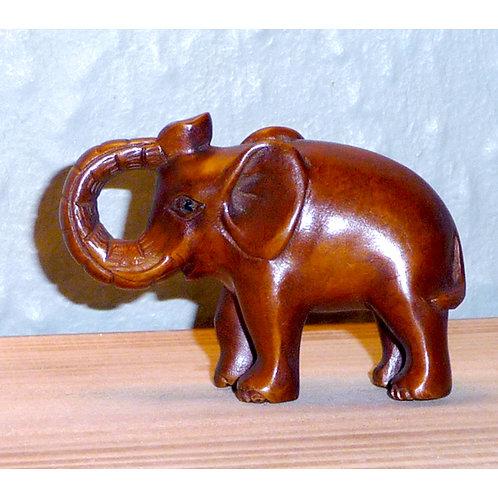 Elephant Netsuke