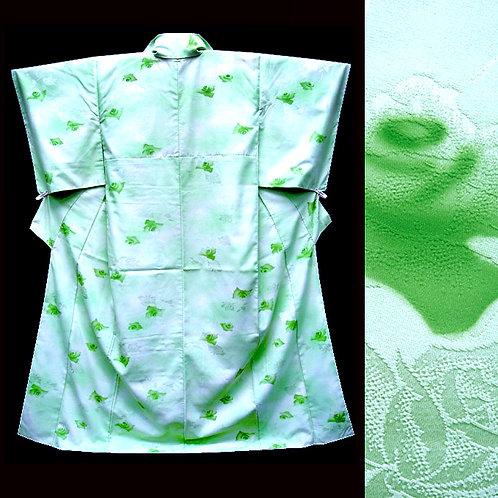 Green Roses Kimono