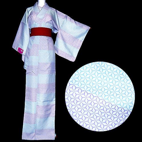 Flax Washable New Kimono - M