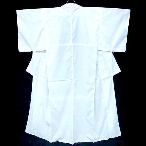 All White Unlined Kimono