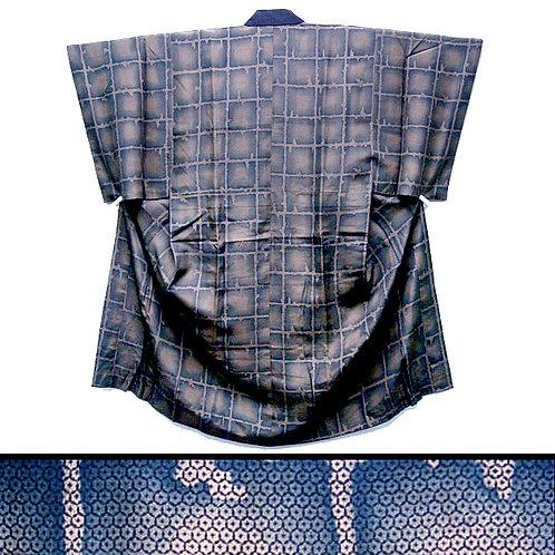 Lined Silk Naga-Juban Kimono