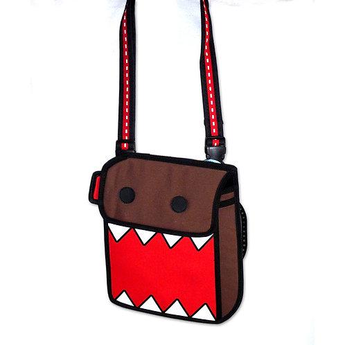 2D Domo Kun Shoulder Bag