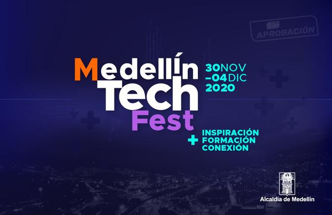 MedellínTech Fest trae oportunidades de empleabilidad y formación en su primera edición