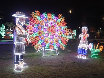 Alumbrados Navideños de Medellín se encienden este lunes 30 de noviembre e irán hasta el 31 de enero