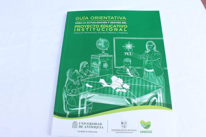 Presentación de la Guía Orientativa para la gestión del proyecto Educativo Institucional