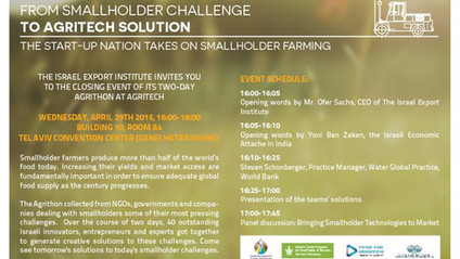 AGRITHON: From Smallholder Challenge to Agritech Solution