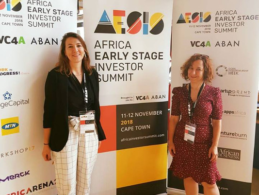 Africa Early Stage Investor Summit 2018