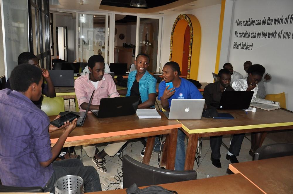 Innovation Workshop in Rwanda