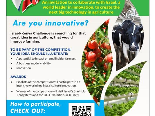 Israel Kenya Agri Challenge