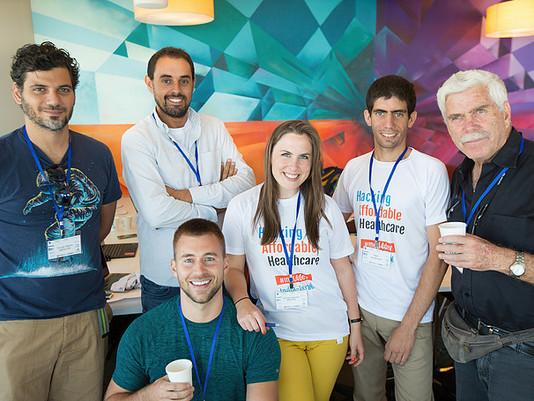 MED4DEV India-Israel Affordable Healthcare Hackathon