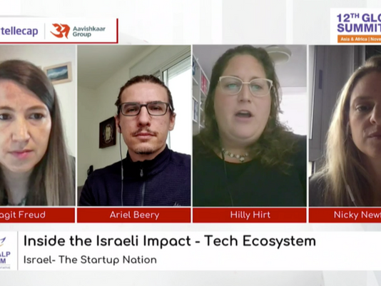 Inside the Israeli Impact Tech Ecosystem - Sankalp Forum 2020
