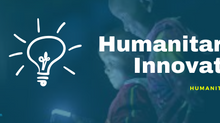 World Humanitarian day 2020 - Humanitarian Innovation, What, Why, How?