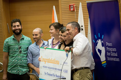India-Israel Affordable Healthcare Hackaton Last Prize Ceremony-86