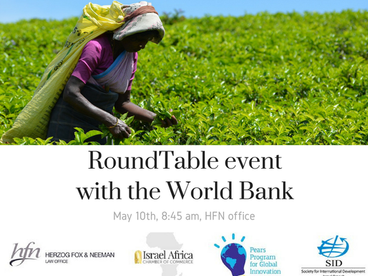 Agritech Round-Tables event