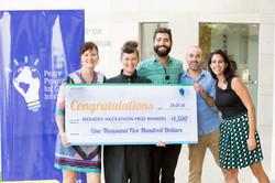 India-Israel Affordable Healthcare Hackaton Last Prize Ceremony-98