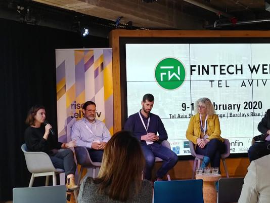 FinTech for Impact - FinTech Week, Rise Tel Aviv