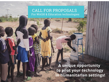 Apply Now: Pilot Your Technology in Humanitarian settings with IsraAID