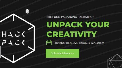 The Food Packaging Hackathon